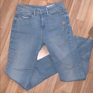 BNWOT Boyfriend Jeans Size 25